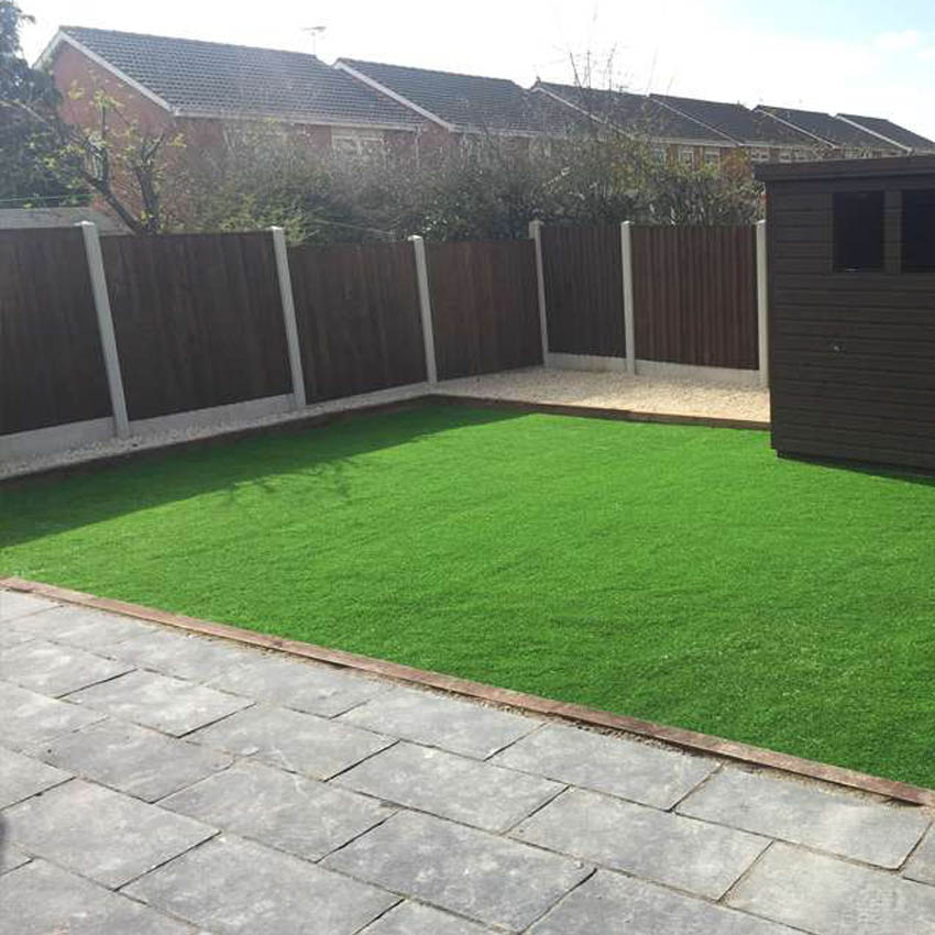 Sporting events artificial grass Derby